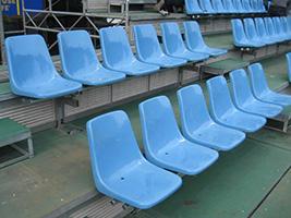 個別椅子部材・施工例